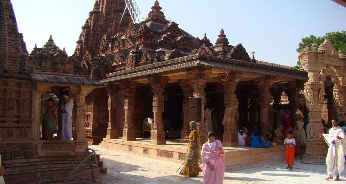 Sachiya Mata Temple Osian