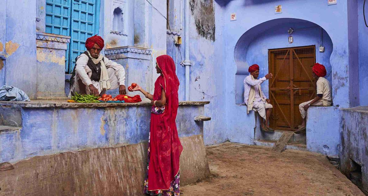 street walk in Jodhpur