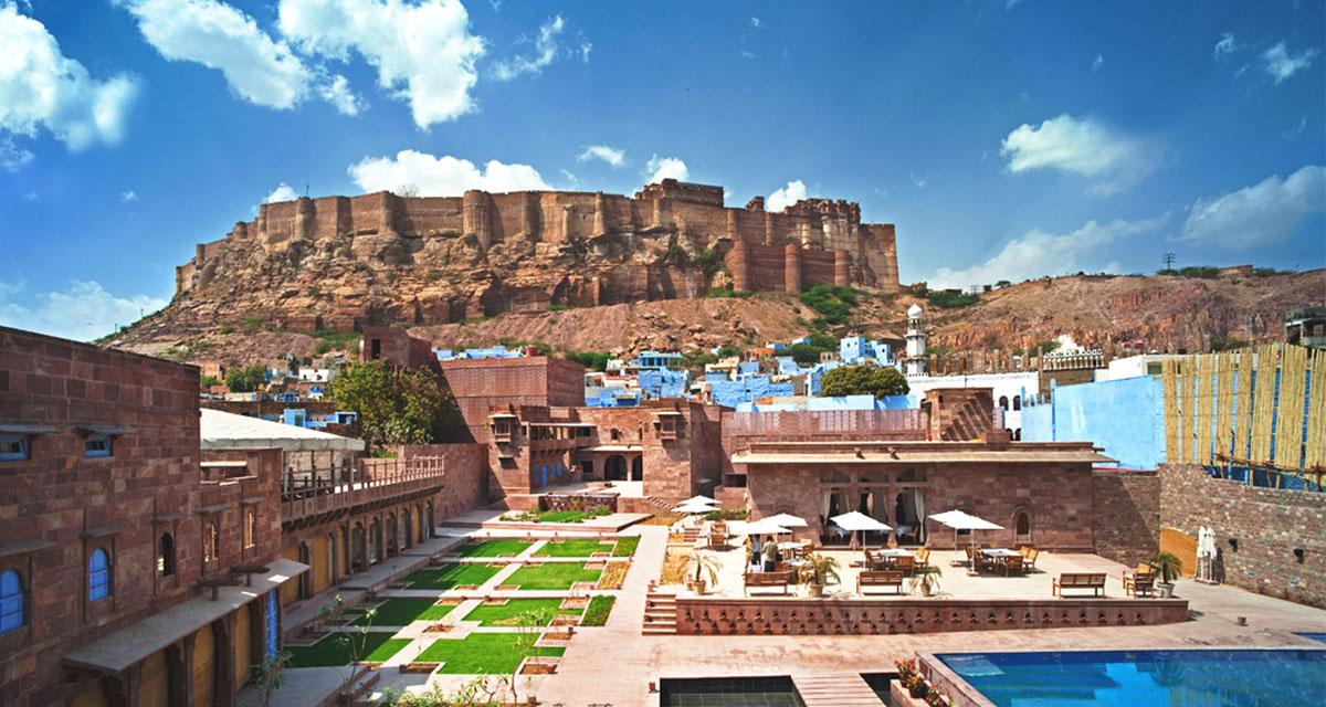 accommodation in jodhpur