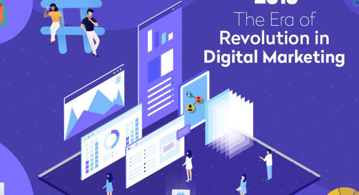 digital marketing revolution